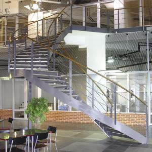 Vindeltrappor – Vindeltrappa inomhus