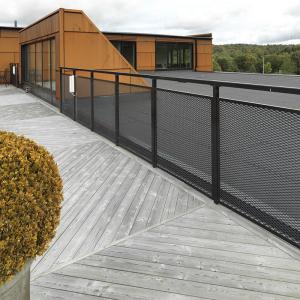 Sträckmetall – Primo The House Göteborg